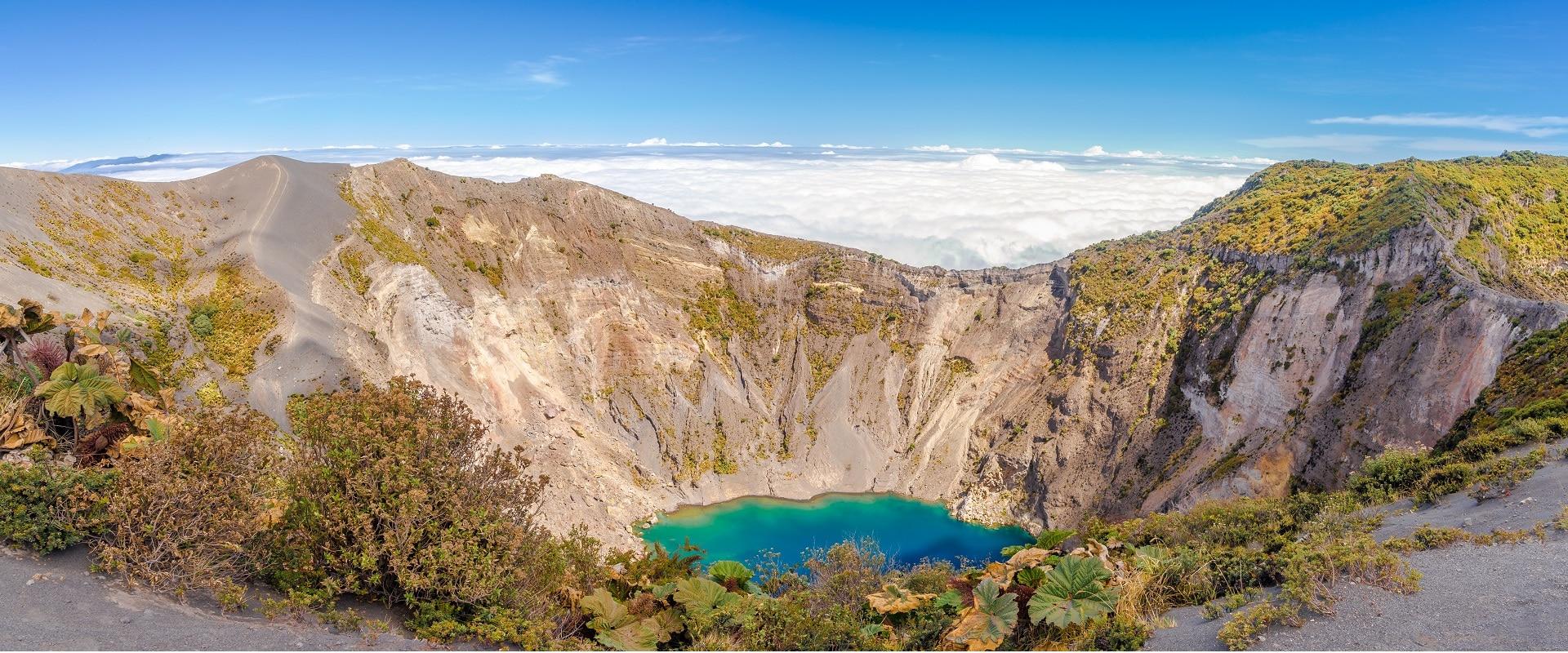Irazu Volcano Half Day Tour Costa Rica Day Tours